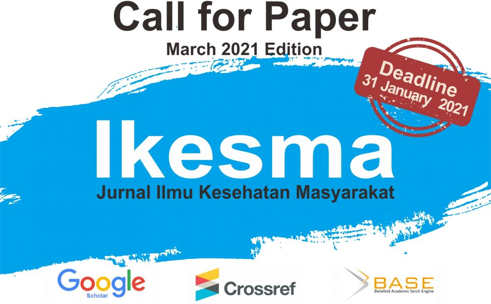 Call for Paper Ikesma March 2021